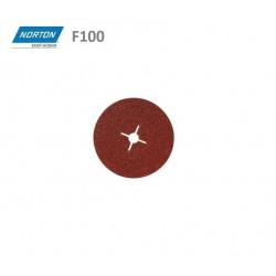 Krążek 115x22 GR.16 F100 ALUMINIUM/DREWNO