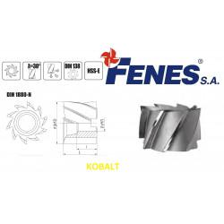 Frez NFCa 40,0 HSS-E DIN 1880-N