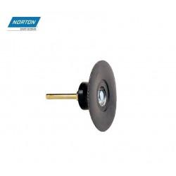Podkładka 50 mm gumowa ze trzpieniem BU (ZMD)