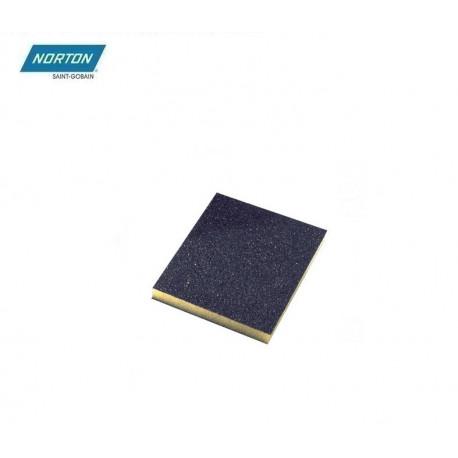 Gąbka ścierna SOFT-TOUCH  140x115x6 mm   GR.60