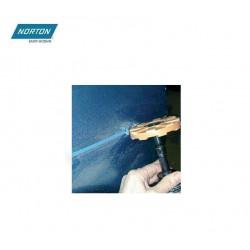 Gumowa tarcza czyszcząca   100x15x6 mm