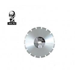Tarcza diamentowa 350 x 25.4  mm ASFALT