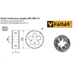 Narzynka maszynowa M 3 DIN-22568 (6g) HSS 800 SPN