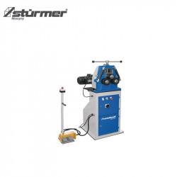 Hydrauliczna giętarka do rur 700 x 700 x 1400 mm  PRM 10 E