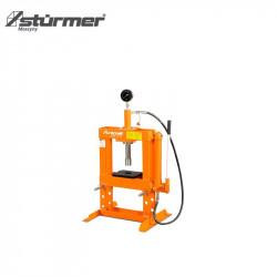 Prasa hydrauliczna  - siła nacisku 10 t  WPP 10 TE