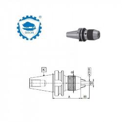 Oprawka z uchwytem wiertarskim bezkluczykowym 40-13-95  MAS 403-BT  Typ 7656