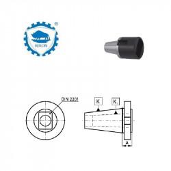 Tuleja redukcyjna do narzędzi z chwytem Morse'a z gwintem wg DIN 228-A  40-3 Typ 1653