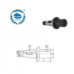 Tuleja redukcyjna do narzędzi z chwytem Morse'a z płetwą wg DIN 228-B  30-1-50 Typ 1657