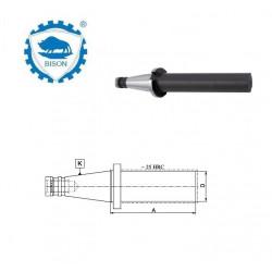 Trzpień frezarski - półfabrykat  40-40-250  DIN 2080  Typ 2190