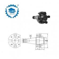 Trzpień frezarski do głowic frezarskich 40-40-30  DIN 2080  Typ 2824