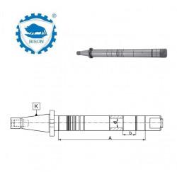 Trzpień frezarski długi 30-16-200  DIN 2080  Typ 7175