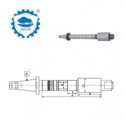 Trzpień frezarski długi 30-16-200 DIN 2080  Typ 7181