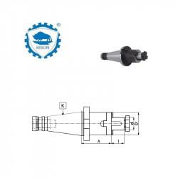 Trzpień frezarski uniwersalny  30-16-35  DIN 2080  Typ 7332