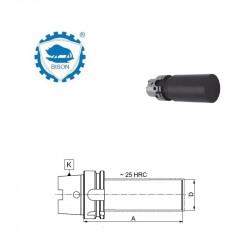 Trzpień półfabrykat  100-97-250  DIN 69893-A  Typ 7892
