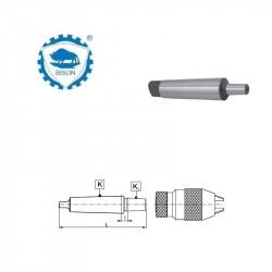 Trzpień zabierakowy 2-10-220 do rozwiertaków nasadzanych DIN 228  Typ 5310