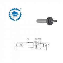Trzpień tokarski 3/12-14  z tulejkami rozprężnymi DIN 228 Typ 6610