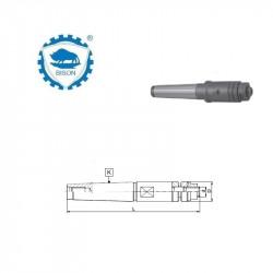 Trzpień frezarski 2-5-10 do frezów piłkowych DIN 228 Typ 7450