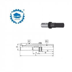 Tuleja 28-1  z regulacją osiową  DIN 6327  Typ 1833
