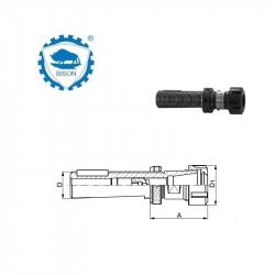 Oprawka zaciskowa 28-ER25  do narzędzi z chwytem walcowym DIN 6327 Typ 7813