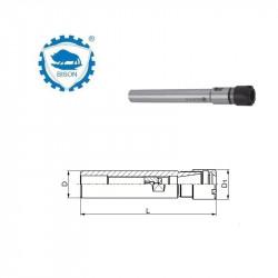 Oprawka zaciskowa 16-ER16-160 do narzędzi z chwytem walcowym DIN 1835 Typ 7812
