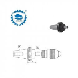 Trzpień 30-B12-25 do uchwytów wiertarskich  DIN 69871 Typ 5374