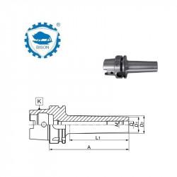 Oprawka 63-M8-59 do frezów wkręcanych DIN 69893-A Typ 7895