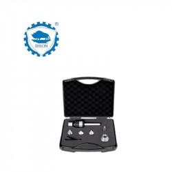 Komplet - kły tokarskie 2-70-5000 DIN 228 Typ 8831