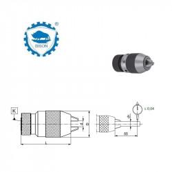 Trzpień 63-B12-45 do uchwytów wiertarskich DIN 69893-A Typ 5390