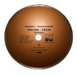 Tarcze diamentowe fi 125mm GŁADKIE FALON-TECH Germany