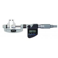 Mikrometr cyfrowy 0-25, Digimatic