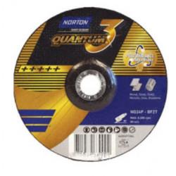 Norton Quantum3 125x0,8x22,23 Bardzo cienka tarcza